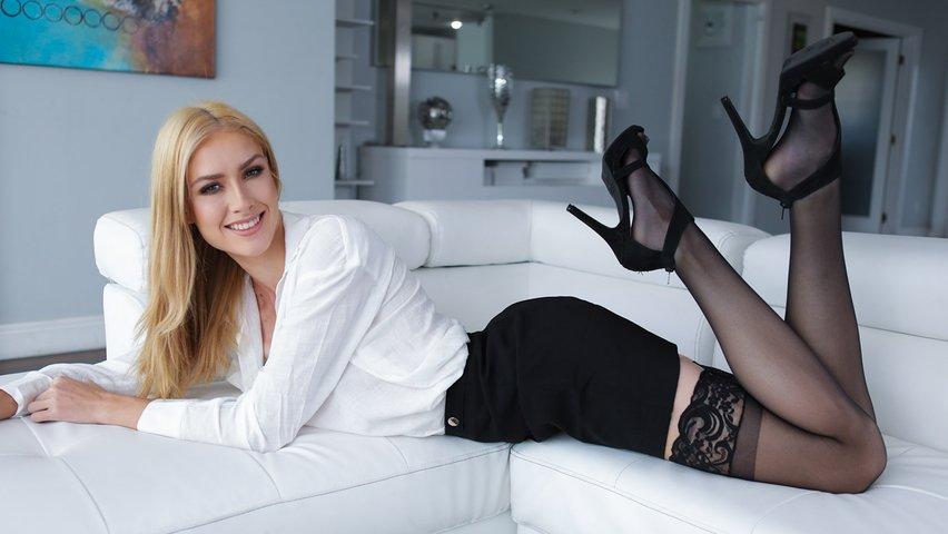 Секс Видеоролики С Блондинкой